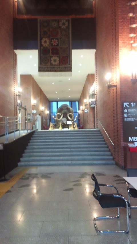 北海道博物館 その2。
