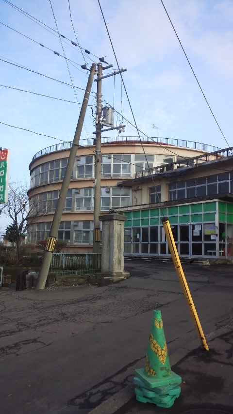 絵鞆小学校。